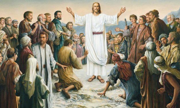 耶穌基督,我們信仰的核心