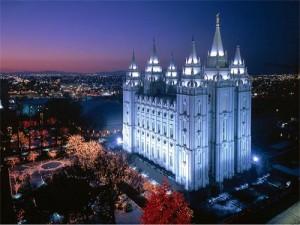 猶他州鹽湖城摩門聖殿
