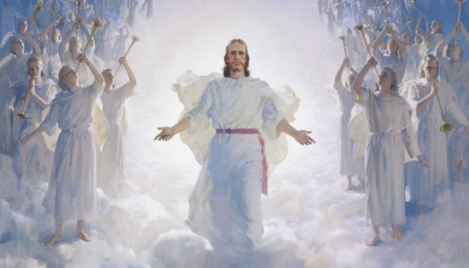 耶穌基督的第二次來臨:準備好,就不懼怕!