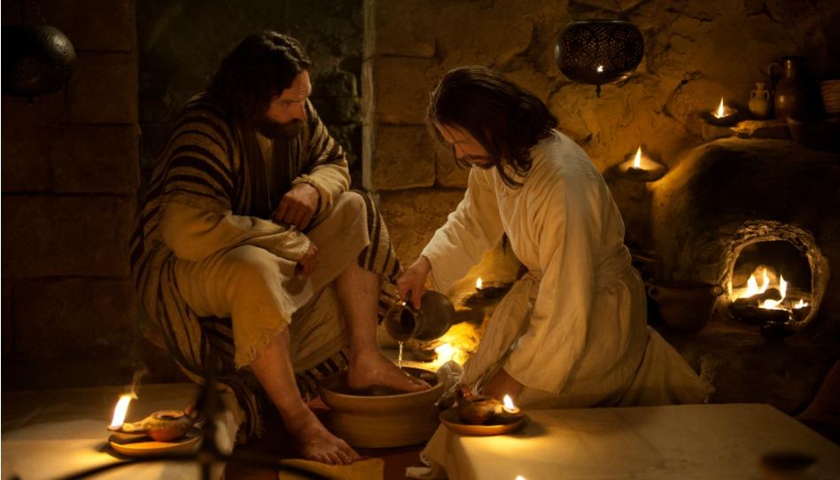 眾人的王乃是眾人的僕人:基督與服務