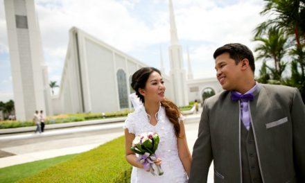 我的摩爾門聖殿婚姻