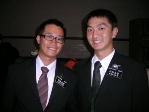 傳教見證分享──江前彥弟兄