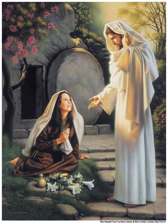 摩門教徒與復活節