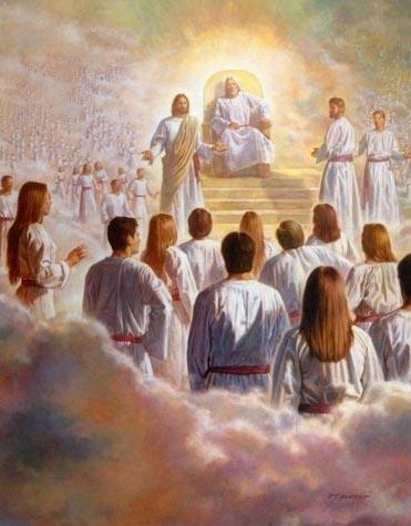 天堂的會議