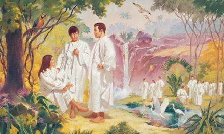 摩門信仰:救恩與救贖
