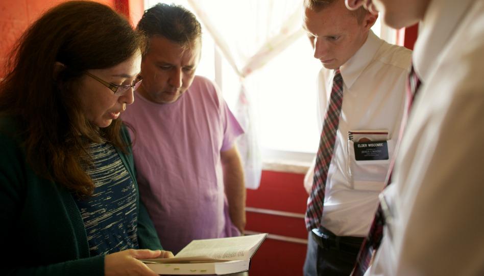 有個人可以告訴你真理:對傳教士的感謝