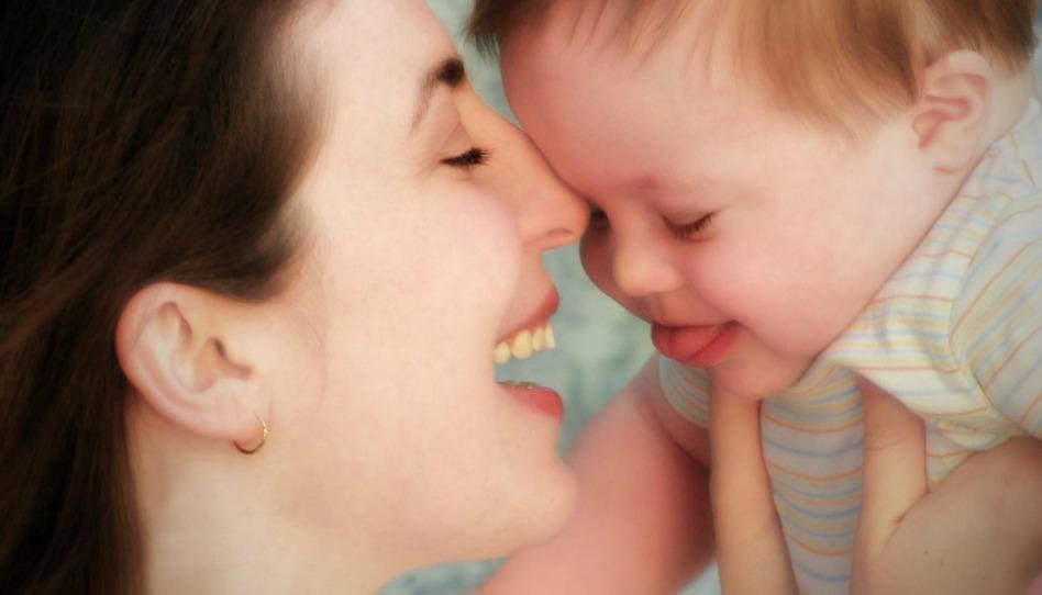 母親──精選的天使