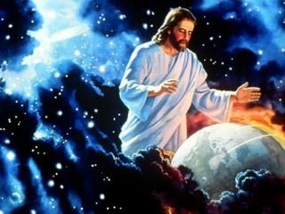 耶穌基督創造世界
