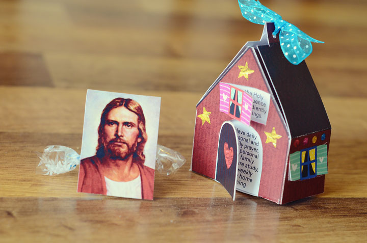 建立神之家