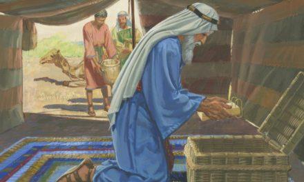 摩爾門經中關於基督的預言