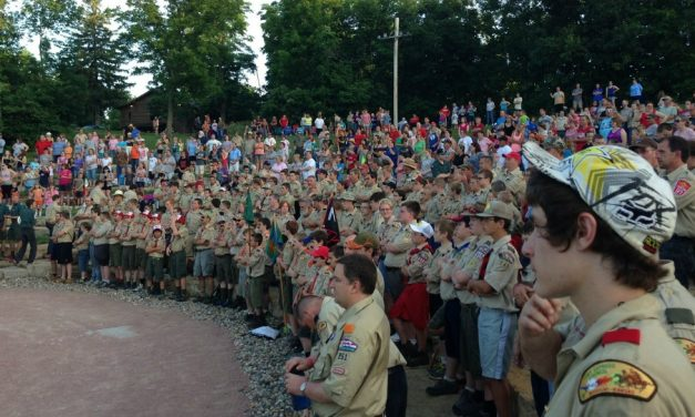 美國男童軍與摩門教會