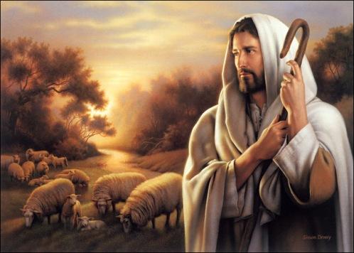 耶穌基督是我們的牧羊人