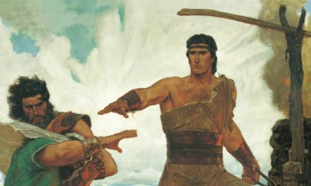 摩爾門經中的耶穌基督:信賴主