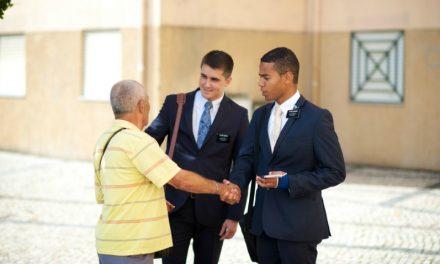 為什麼青年們要傳教?