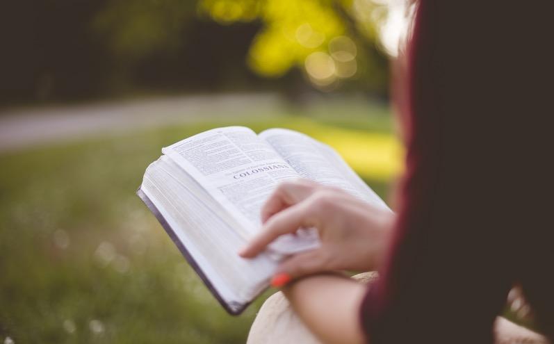 神的話語可以醫治受傷的靈魂