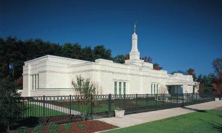 復興的聖殿教義:為什麼摩爾門成員要建造神的家