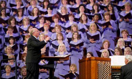 摩門大會堂唱詩班:蒙召喚去歌唱