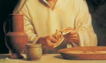 領受聖餐:更新我們的洗禮聖約