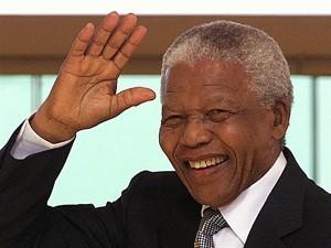 南非前總統 曼德拉