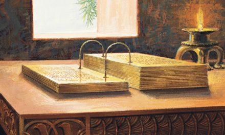 約瑟.斯密:摩爾門經的出現與組織教會