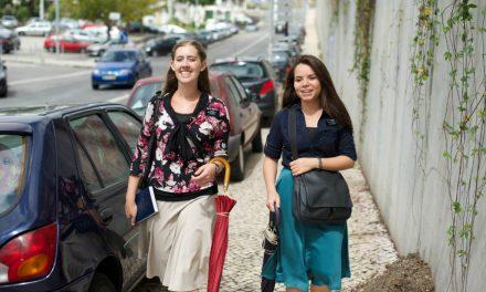 年輕姊妹改變了後期聖徒教會傳道事工的面貌