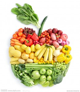 多吃蔬果幫助戒癮