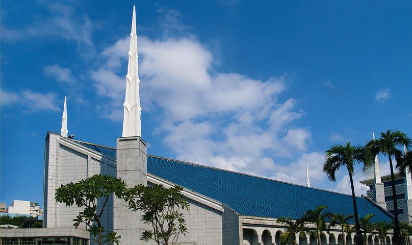 為何後期聖徒徒要蓋聖殿 ?