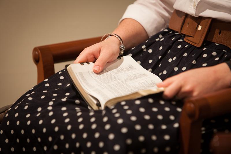 在教會中學習