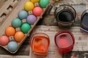 復活節彩蛋遊戲