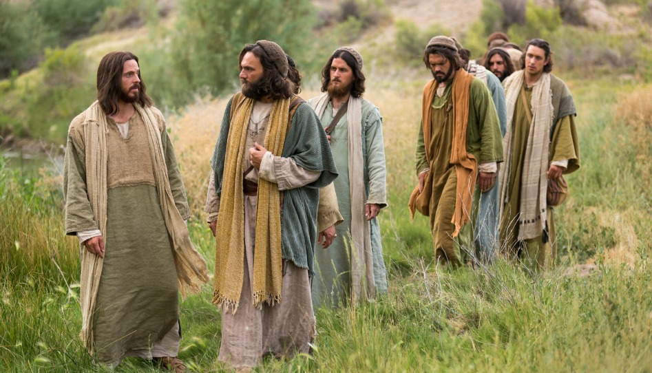來跟隨我:回應耶穌的召喚