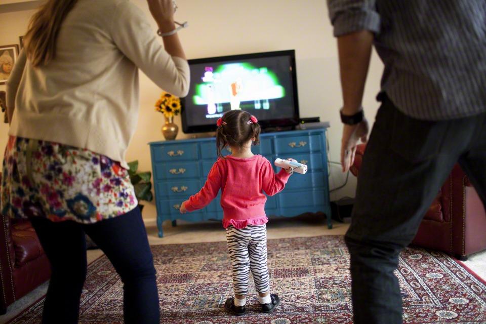 電影和家庭 : 選擇「乾淨」的娛樂