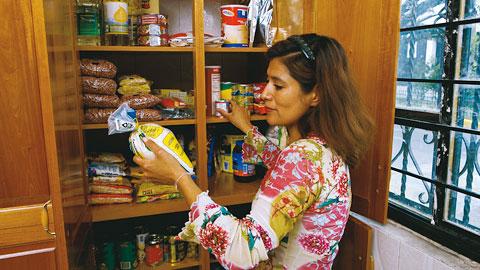 食物儲藏的重要性
