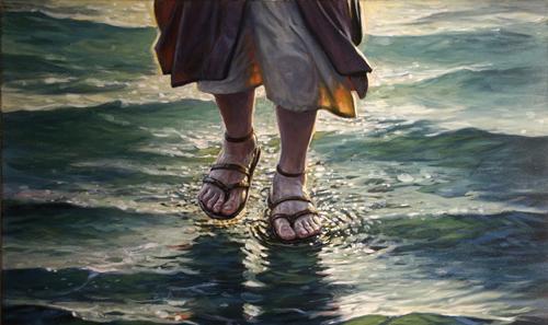 摩門教相信要對神有信心
