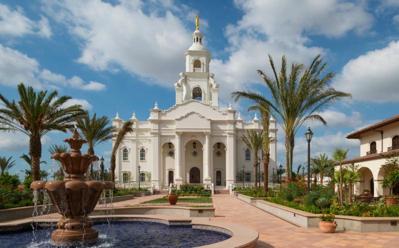 後期聖徒的聖殿和其他宗教的聖殿有何不同?