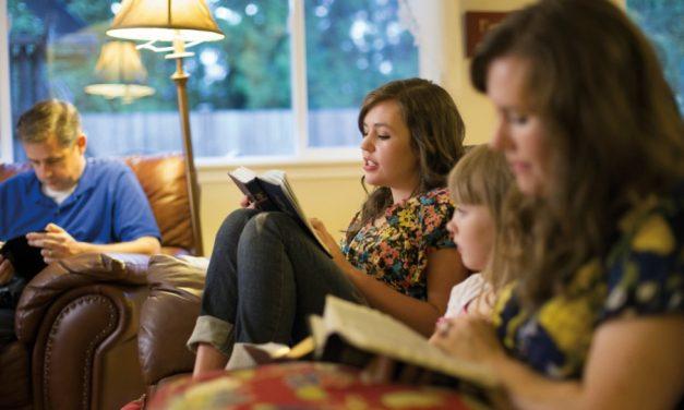 良好家庭習慣 ── 靈性教育
