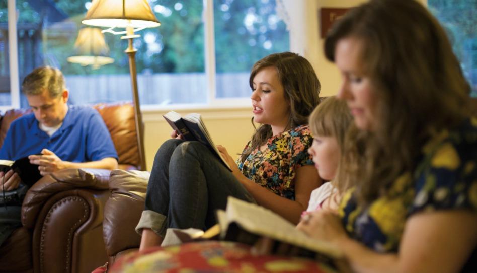 良好家庭習慣 靈性教育