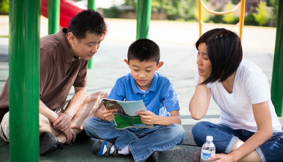 永恆家庭中的親職責任