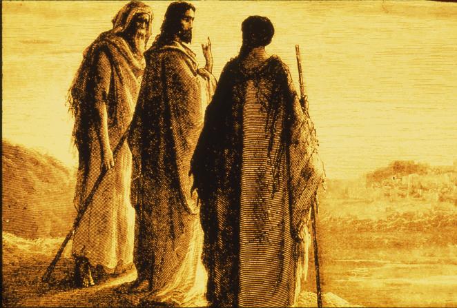 基督與先知和使徒