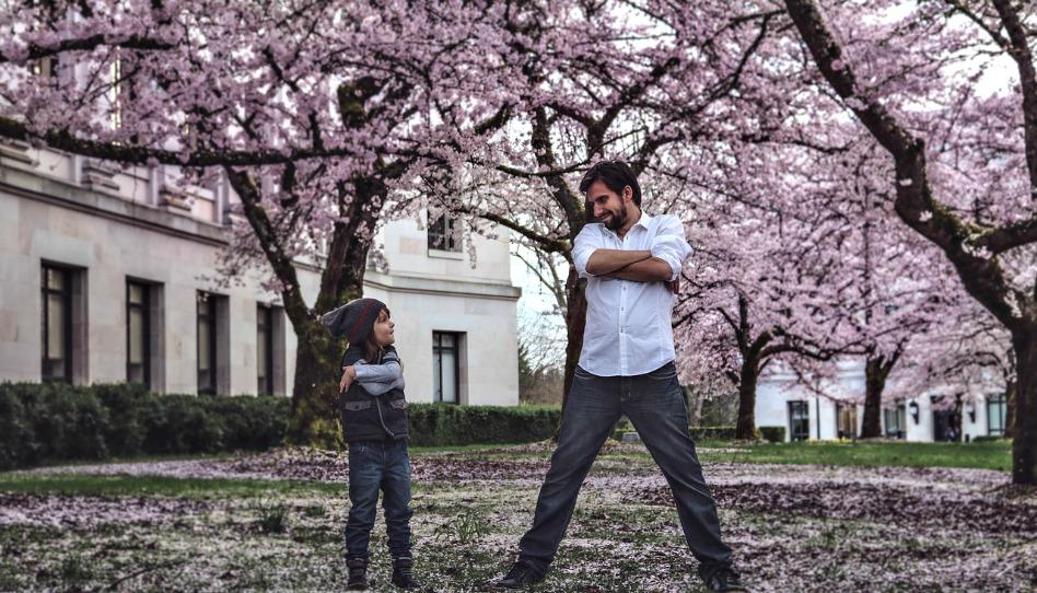 父職是種祝福