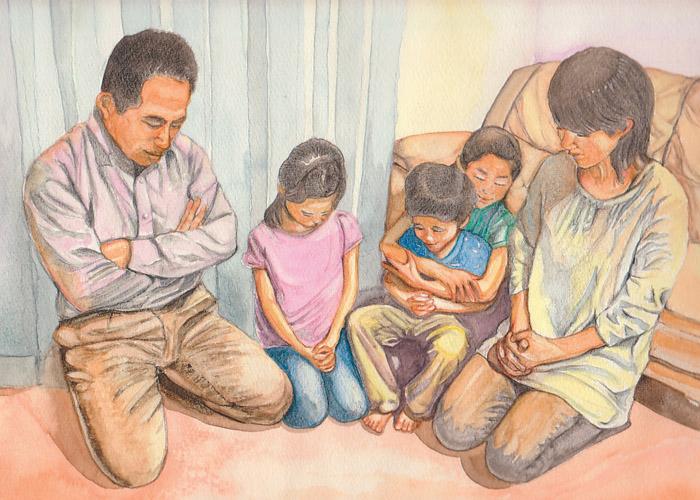 祈禱使我們保持快樂