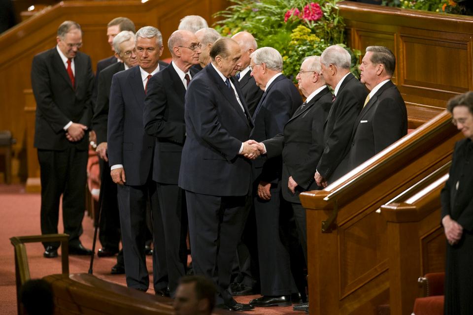 聖靈的啟示──總會成員大會
