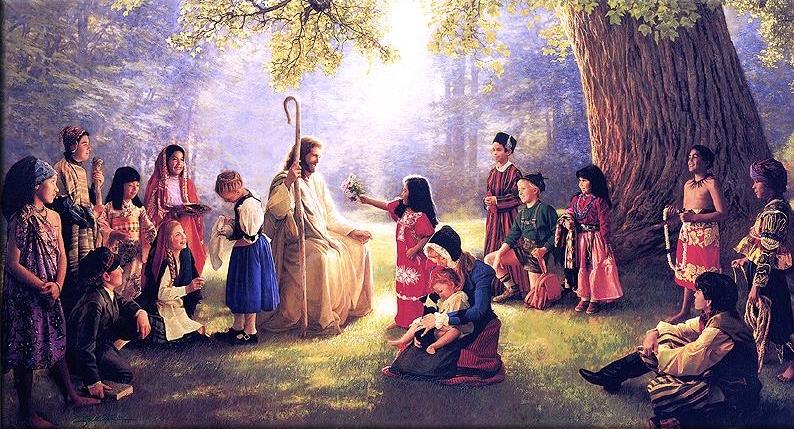 耶穌是我們的牧羊人
