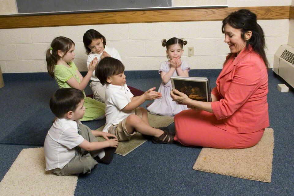 教會的教導保護孩子不受不良事物的影響