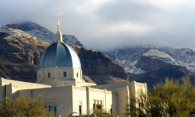 後期聖徒先驅者為聖殿的犧牲與奉獻