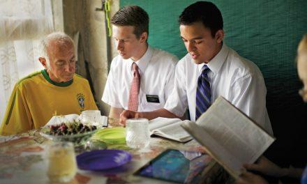我們為什麼選擇去傳教?