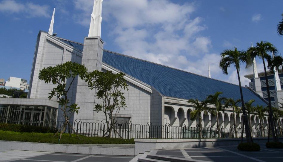 我喜歡看到聖殿