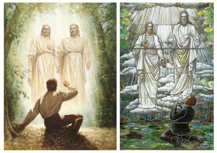 後期聖徒崇拜誰?約瑟.斯密或是耶穌基督?