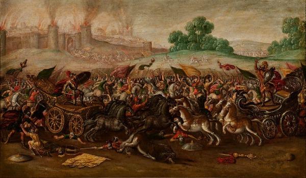 巴比倫攻陷耶路撒冷