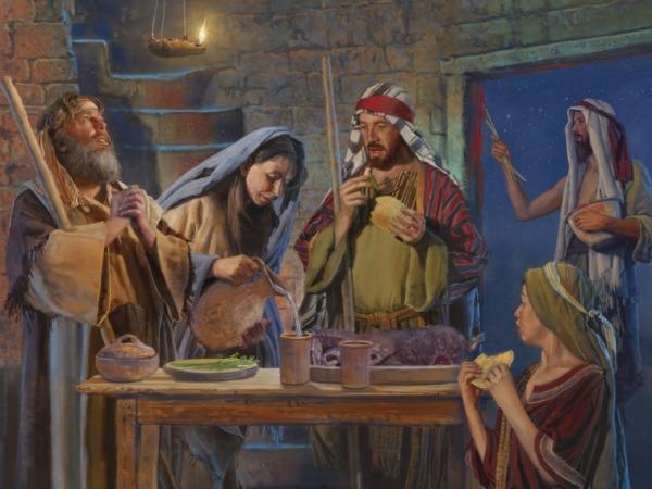 以色列人的逾越節