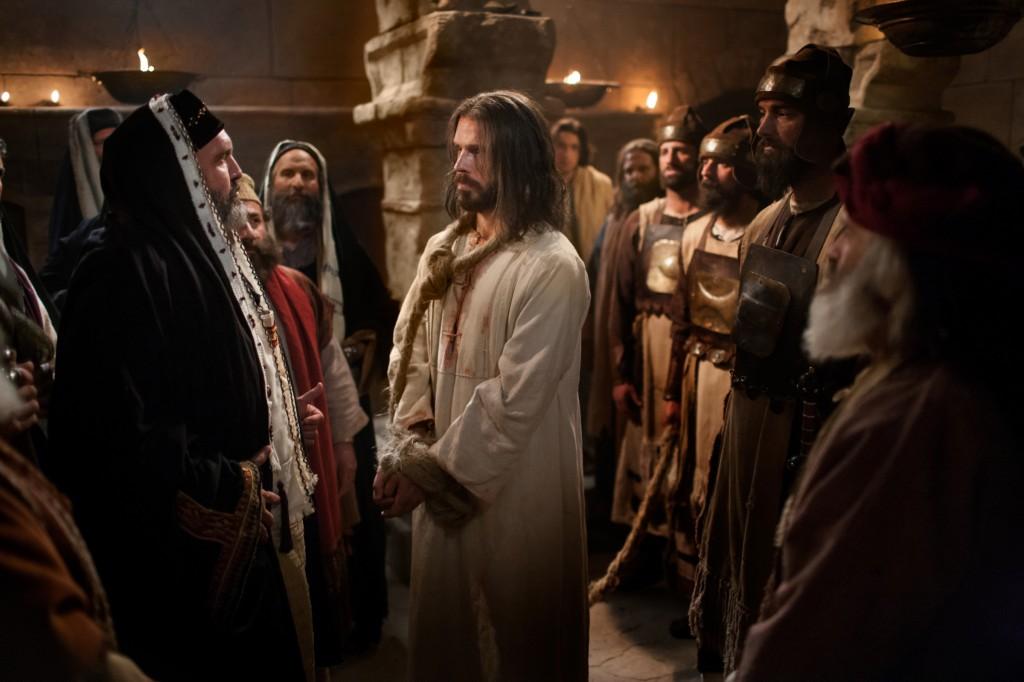 耶穌受審問